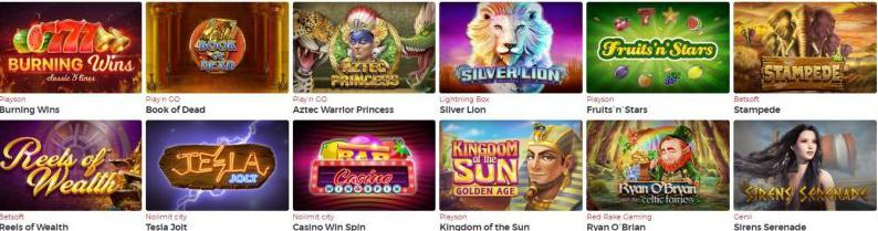 Lucky31 Juegos de casino