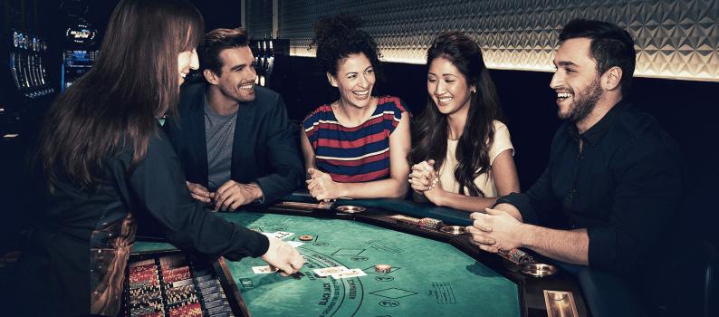 Juego de Blackjack